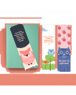 Printed Bookmark (Set Of 3) - BM03