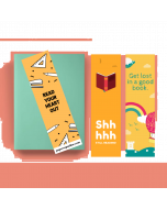Printed Bookmark (Set Of 3) - BM04