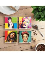 Coasters (Set of 4)- CC05