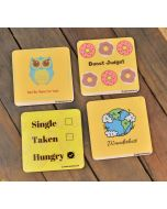 Coasters (Set of 4)- CC01