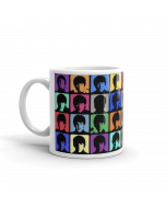 Coffee Mug The Beatles Pop Art