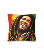 Cushion Cover-Bob Marley