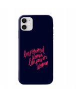 iPhone 11 Black Cover Empower Women