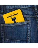 Pocket Notebook-Bengali Batman
