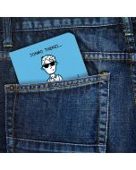 Pocket Notebook- Ladhyaholic Male