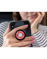 Pop Socket Expanding Stand And Grip For Smartphones-Volleyball