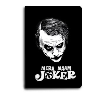 A5 Notebook Mera Naam Joker