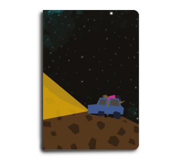 A5 Notebook Travel