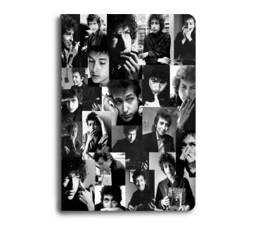 A5 Notebook  Bob Dylan