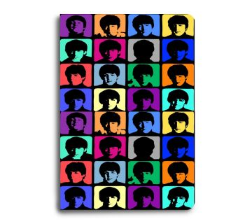 A5 Notebook  Beatles