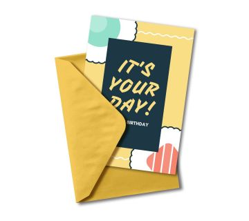 Happy birthday Greetings Cards happy birthday it's your day