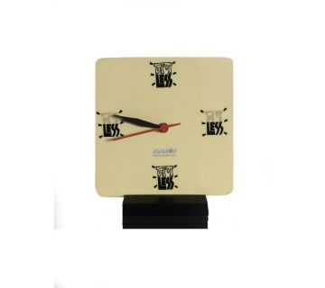 Table Clock- Chapless