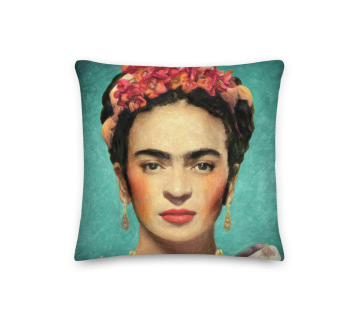 Cushion Cover- Frida Kahlo