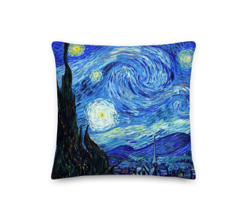 Cushion Cover- Starry Night