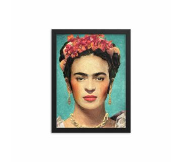 Frida Kahlo Framed Wall Art