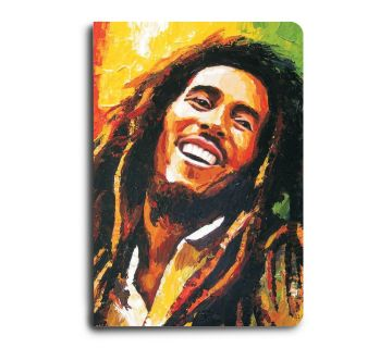 Bob Marley A5 Notebook