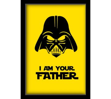 Wall Art-I am Your Father
