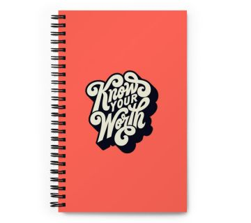 Wire o notebook-Know your worth