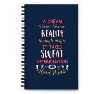 Wire o notebook-a dream doesn't become reality