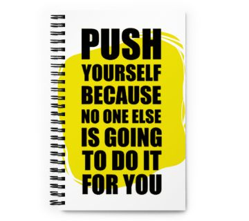 Wire o notebook-push yourself