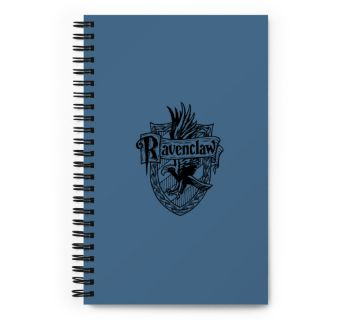 Wire o notebook-Ravenclaw