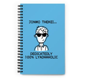 Wire o notebook-lyadh male