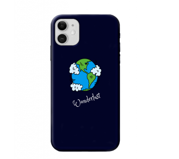 iPhone Back Cover Wanderlust