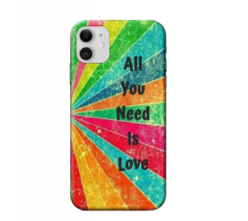 iPhone 11Back Cover All Need you