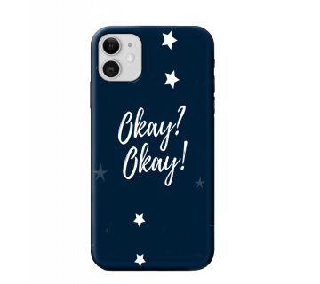 iPhone 11 Back Cover Okay Okay