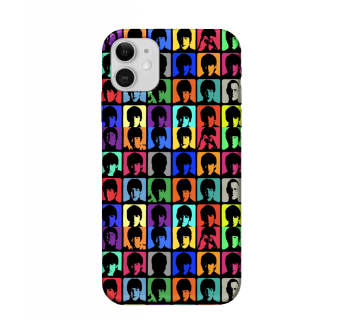 iPhone 11 Back Cover Beatles